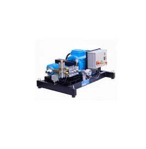Højtryksanlæg 30 kW elektrisk